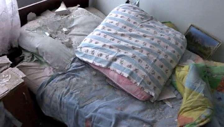В Донецке обстреляна больница. Ранены хирург и пять пациентов