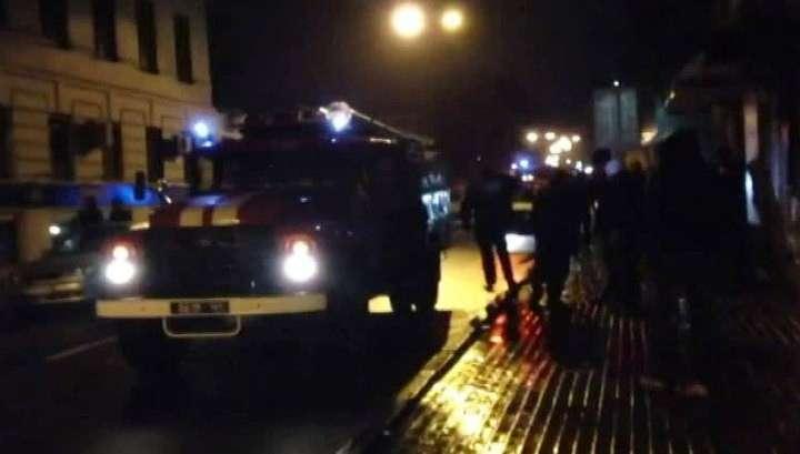 От взрыва у здания суда в Харькове пострадали шесть человек