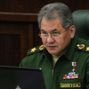 Министр обороны РФ Сергей Шойгу вылетел с официальным визитом в Иран
