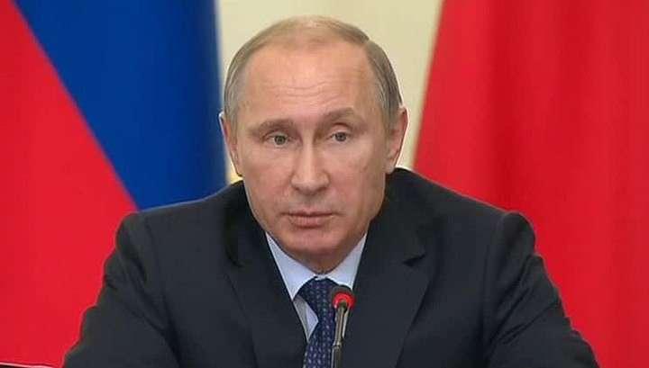 Владимир Путин: Россия ответит на вызовы других стран без гонки вооружений