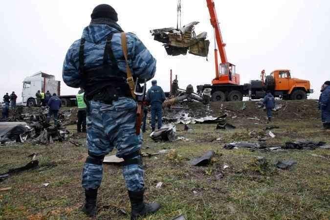 Сбитый Боинг стал жертвой украинской охоты за МиГами