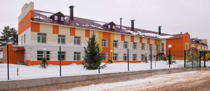 Новые сельские детские сады открыты вКалужской иТомской областях