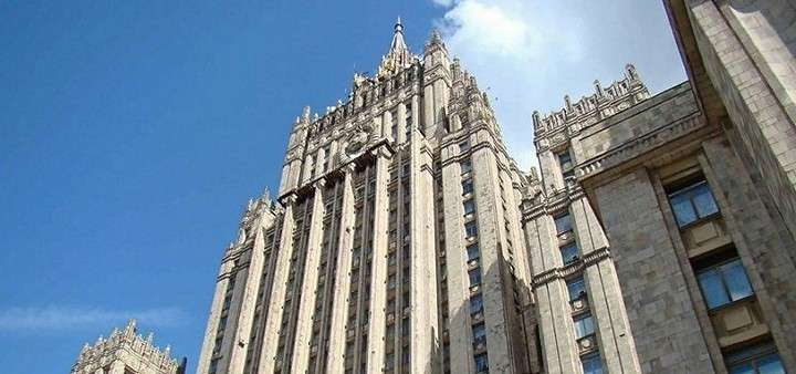 МИД России призвал Украину немедленно прекратить военные приготовления
