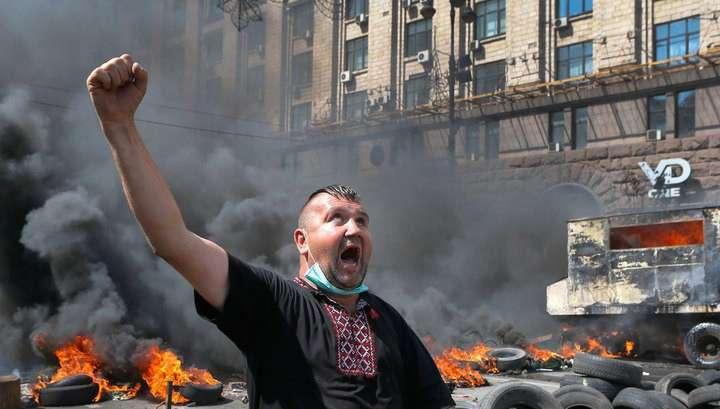 Москва предложила законодательно закрепить неприемлемость переворотов