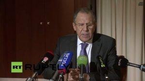 Заявление С.В. Лаврова по итогам встречи глав МИД «нормандской четвёрки»