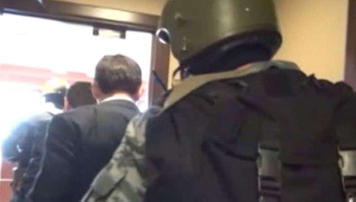 Полиция сорвала воровскую сходку в центре Москвы