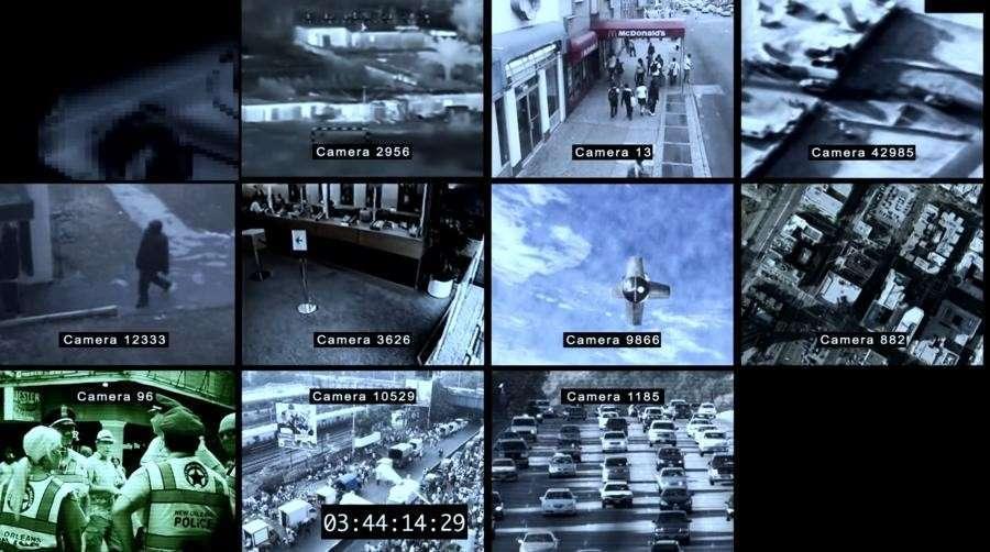 «Страна тотальной слежки» - фильм о массовой слежке в США