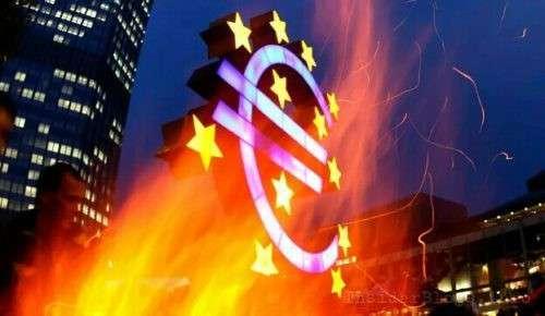Крах евро-1