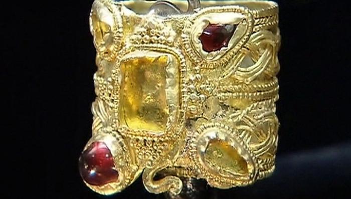 Голландские евреи хотят под шумок слямзить Скифское золото