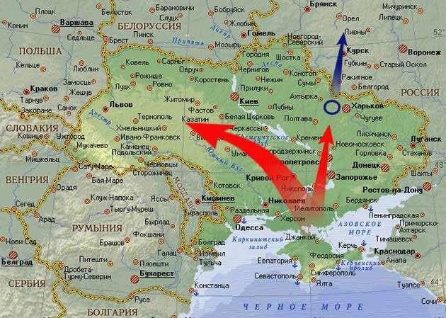 Подоплёка битвы за Крым