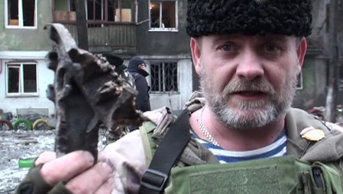 «Призраки» провели для украинских волонтёров экскурсию по осаждённому Стаханову