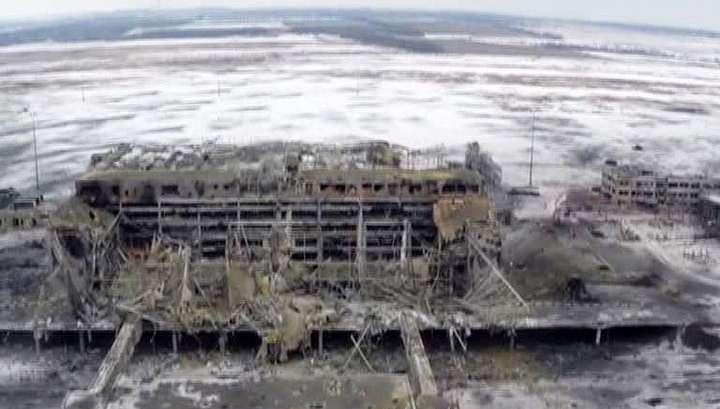 Донецкий аэропорт должен был отойти ополчению по минским договорённостям
