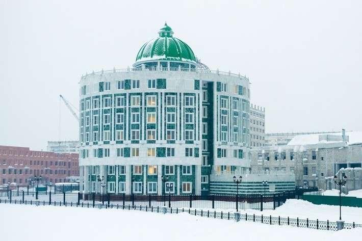 ВЙошкар-Оле завершилось строительство новой детской поликлиники