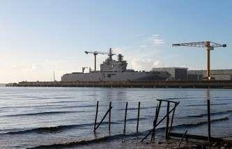 Россия уже заплатила Франции около миллиарда евро за «Мистрали»