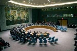 СБ ООН не смог осудить обстрел Мариуполя