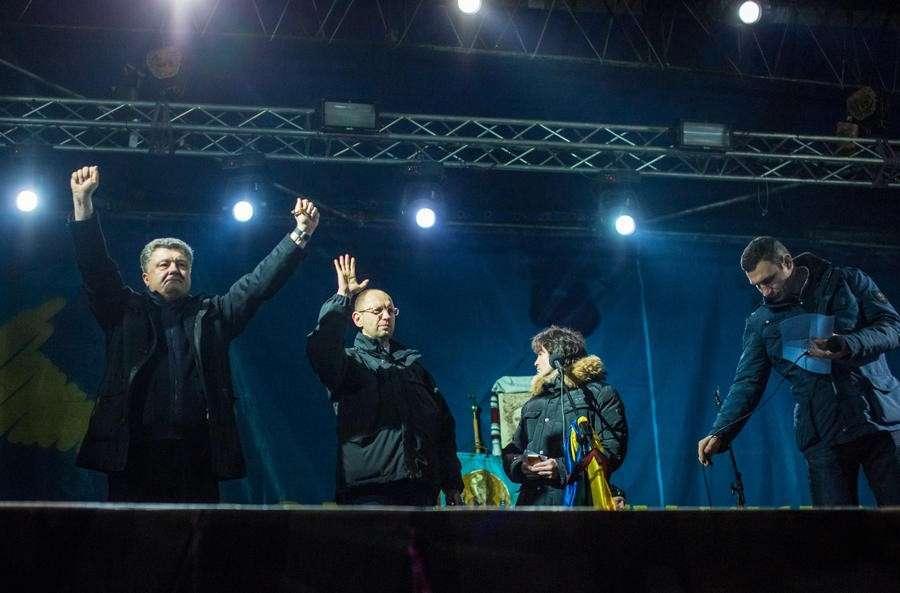 Украина стала пешкой в борьбе Запада против России
