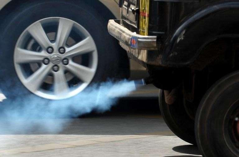 В Великобритании могут запретить использование дизельных двигателей