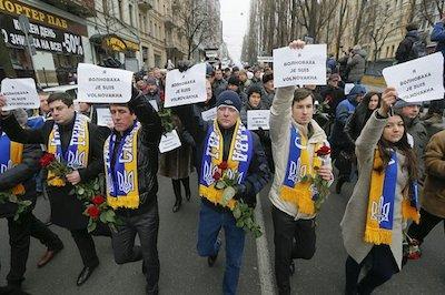 Почему Украина никого «не волноваха»