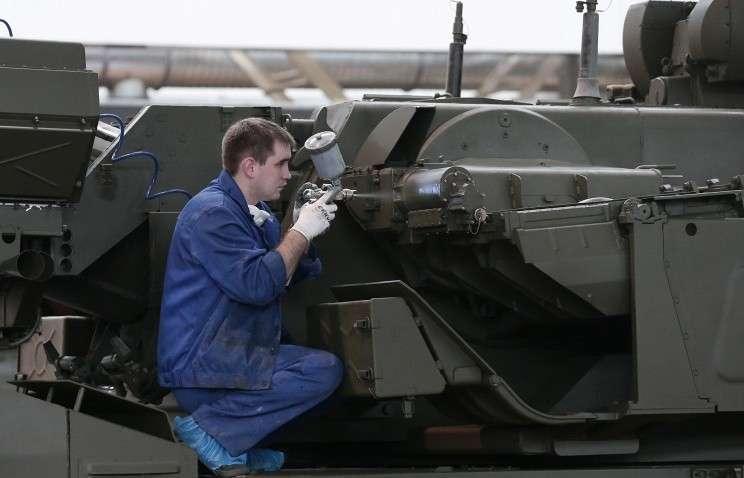 Рогозин: оборонно-промышленный комплекс станет движущей силой  выхода России из кризиса