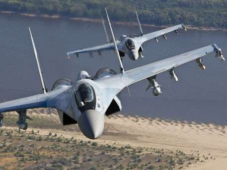 CУ-30 вместо Rafale. Французов развернули на полпути в Индию?