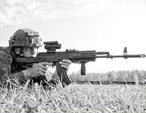 АК-12 перестрелял конкурента