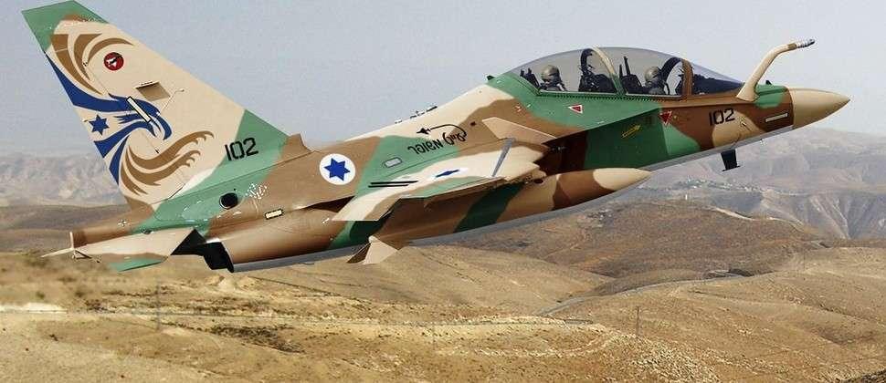 Израильские бандиты нанесли удары по Сирии