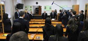 Владимир Путин про Украину: ликбез для школьников