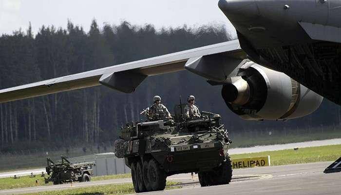Америка обозначила линию фронта. Строительство секретных баз НАТО в Польше проходит под риторику о «российской угрозе»