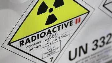 Бочка с низкообогащенным ураном.Архивное фото.
