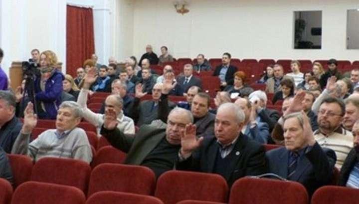 Мариуполь не признал Россию агрессором, а ДНР и ЛНР - террористическими организациями