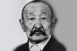 Андрей с киргизского «края земли»