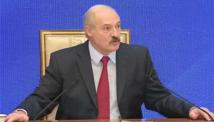 С иностранными журналистами Лукашенко говорил семь часов