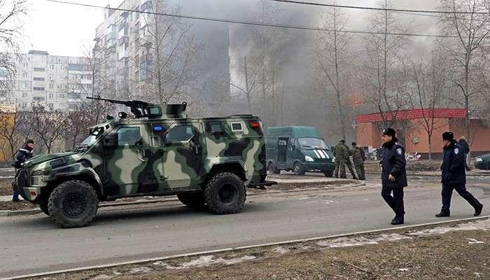 Жители Мариуполя знают, кто по ним стрелял. Население Юго-Востока не верит украинской пропаганде