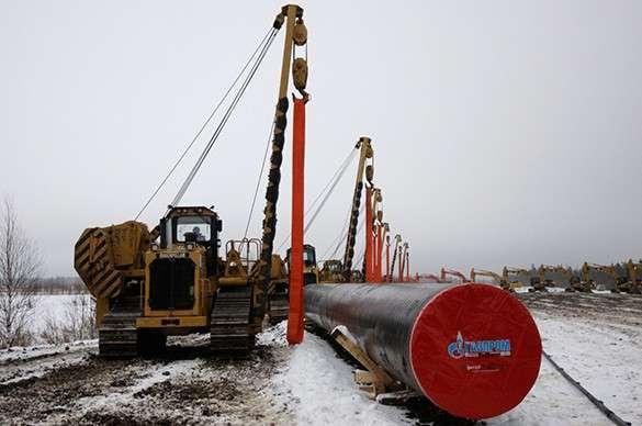 Евромайдан - один большой газовый заговор