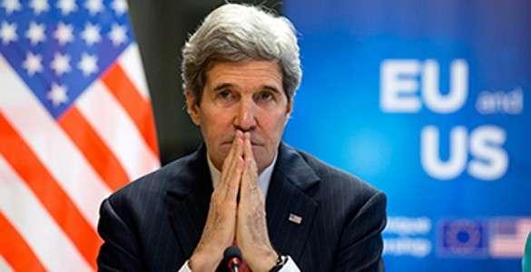Эксперт: Керри едет в Москву просить помощи.