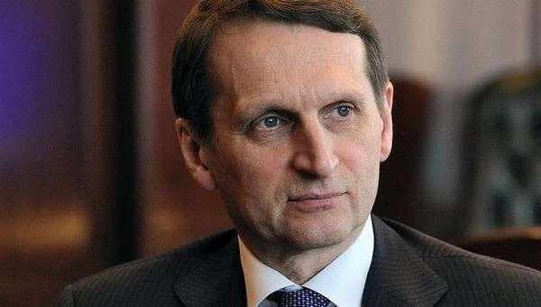 Нарышкин сообщил об отказе принимать миссии от ПАСЕ в России