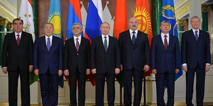 ОДКБ прекращает сотрудничество с военно-промышленным комплексом Украины