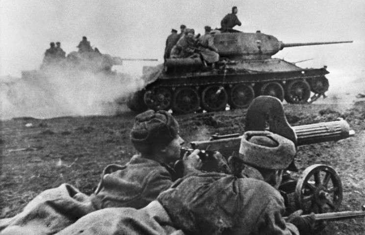 31 января 1945 года в прессе: Красная Армия вошла в Бранденбург