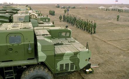 Минобороны в этом году испытает более 80 образцов вооружения на полигоне Капустин Яр