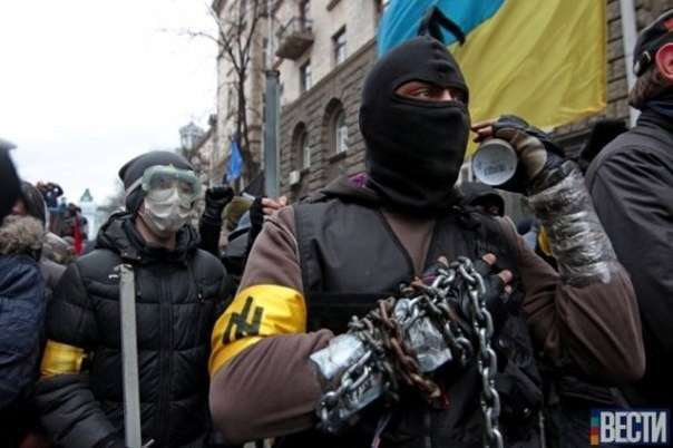 Большинство преступлений и убийств в зоне конфликта на Украине  связано с «Айдаром»