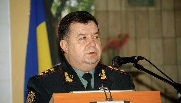 Министр обороны Украины подтвердил участие иностранцев в «спецоперации» на стороне Киева