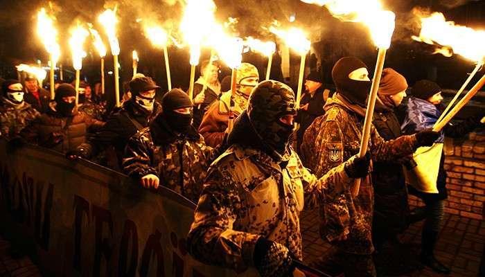 Батальоны националистов заявляют об отказе подчиняться руководству Украины. Батальоны националистов заявляют об отказе подчиняться руководству Украины
