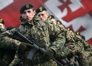 Грузия разрешила своим гражданам участие в  карательных операциях киевской хунты