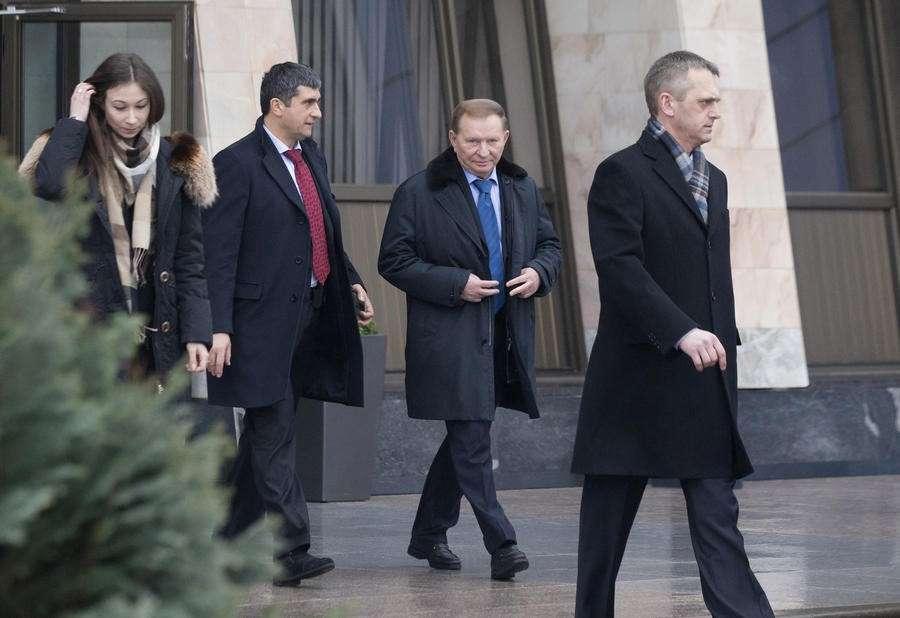 Переговоры в Минске окончены, итоговый документ не подписан