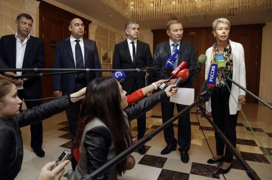 Минск - новая линия разграничения пройдет там, где остановятся войска