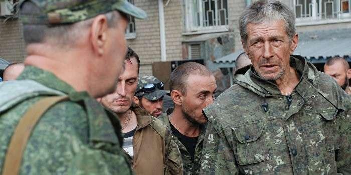 В Дебальцево все больше украинских военных сдаются в плен