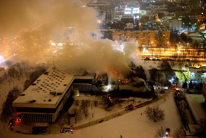 Почему пожар в фундаментальной библиотеке ИНИОН — катастрофа для науки