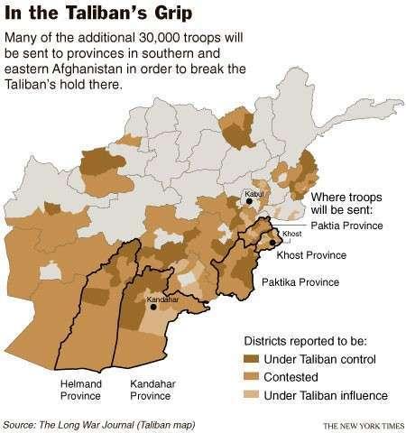 Афганистан – третий фронт «Исламского государства»