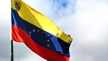 Флаг Венесуэлы. Архивное фото