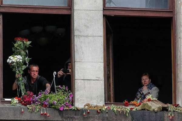 Запад замалчивает тему трагедии в Одессе, расследования нет